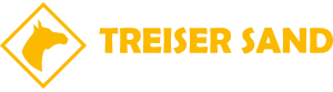 Reitplatzsand Treiser Sand Logo